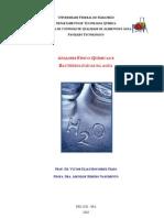 Analises Fisico-Quimicas e Bacteriologic As Da Agua_Apostila