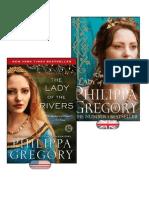 Philippa Gregory Books Pdf