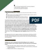 Shale Gas White Paper