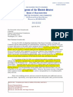 House Committee to FCC Chariman, Re Motorola Dominance n US Public Safety Wireless. 04-20-2011