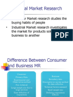 7 B2B Ind Mkt Research