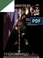 Consecuencias Tour 2010-La Revista