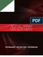 XVT3D554SV User Manual