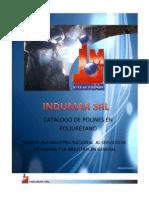 Catalogo de Rodillos Poliuretano