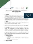 Programa de formación en Salud Mental Comunitaria para el tratamiento de las secuelas de la violencia política