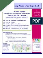 SWOT April Meeting Flyer
