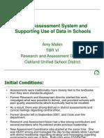 Broad Assessment TBR VI