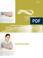 Hospitalidad COMPENSAR