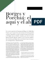 Borges y Porchia