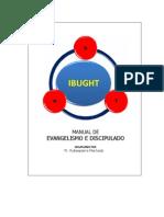 Manual de Evangelismo e Discipulado - Pr. Robespierre Machado