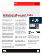 Ul RecognizedComponentMarks
