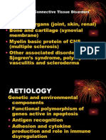 Rheumatic,Connective tissue disorders