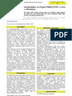 XVI ECODEQ 2009 Avaliação da Ação Interdisciplinar no Projeto PIBID-UFMT a Área de Ciências Naturais e Matemática