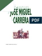 JOSÉ  MIGUEL  CARRERA