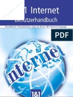 1und1 Internet-Zugang Handbuch