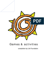 Games and Activities - LIFE Foundation