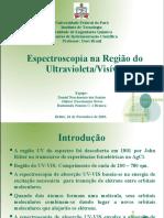 Slides - Espectroscopia na Região do UV-VIS