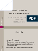 Microempresa Liderazgo Por Martha Baca