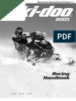 Racing Ski-Doo A