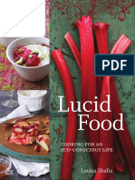 Recipes From Lucid Food by Louisa Shafia