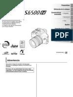 Manual Fuji FinePix S6500fd