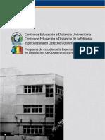 Programa Experto Universitario en Coop y Mutuales