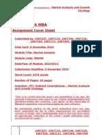 HTC-Market Analysis Assignment Group 4 Final[1]