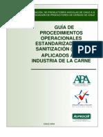 Proc. Lavado y Sanitizado Cintas Transport Ad or As