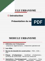 Cours d'Urbanisme Pp1