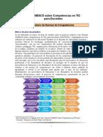 Normas UNESCO sobre competencias en TIC para docentes - II. Módulos de normas de competencia