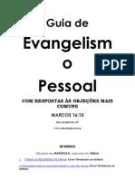 Guia de Evangelismo Pessoal