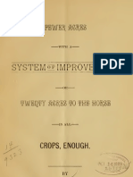 S505.C64 Fewer Acres With a System of Improvement (1889)