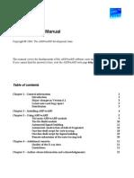 ARP wARP 6.1 Manual