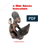 Obi Divination Ingles
