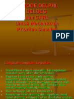 Kesmas070808 Dr Hartoyo Metode Delphi Delbeg Carl
