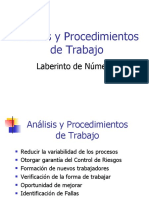Apuntes Perdidas Analisis y Procedimientos