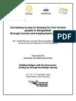 Case Study-housing Bd