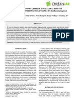 Application of Oligonucleotide Micro Array for the Detection And