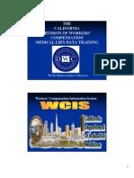 WCIS_MedicalLienPresentationJune2007