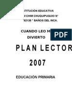 Plan Lector. Unico