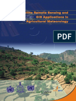 Remote Sensing and GIS Applications Meteorology