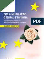 PELO FIM DA MUTILAÇÃO GENITAL FEMININA