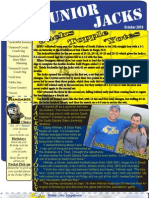 Junior Jacks Newsletter - Oct. '10