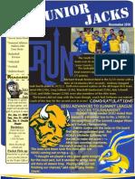 Junior Jacks Newsletter - Nov. '10