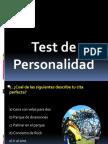 Test de Personal Id Ad