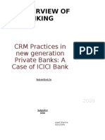 24937655 Crm at Icici Bank