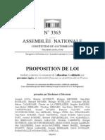 proposition loi vieillesse
