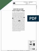 SUSANNA CAMUSSO (CGIL) LANCIA LO SCIOPERO E PISAPIA  (LA PREALPINA)