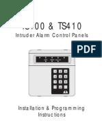 Manual Ts400