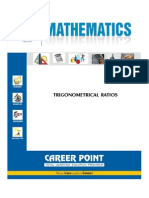 IIT Maths Trigonometric Ratio